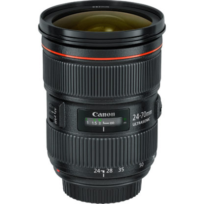 iectiv pentru profesionisti cu zoom standard - Canon EF 24-70mm f/2.8L IIUSM