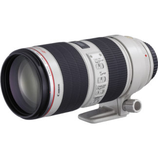 Teleobiectiv stabilizator de imagine Canon EF 70-200mm f/2.8L IS II USM