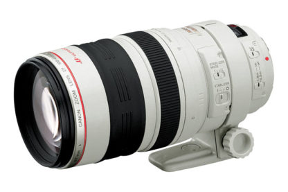Canon EF 100-400mm f/4.5-5.6L IS USM- Canon de inchiriat