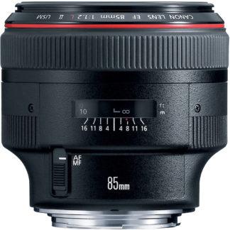 Obiectiv aparat foto Canon EF 85mm f/1.2 L II USM