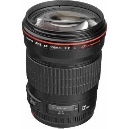 Inchiriem echipament Canon - obiectiv foto Canon EF 135mm f/2.0L USM