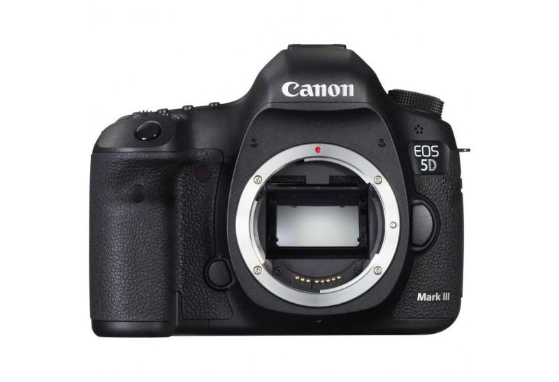 Aparat foto Body Canon EOS 5D Mark III - Inchiriere echipamente foto