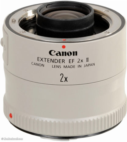 Teleconvertor Canon EF extender 2x II