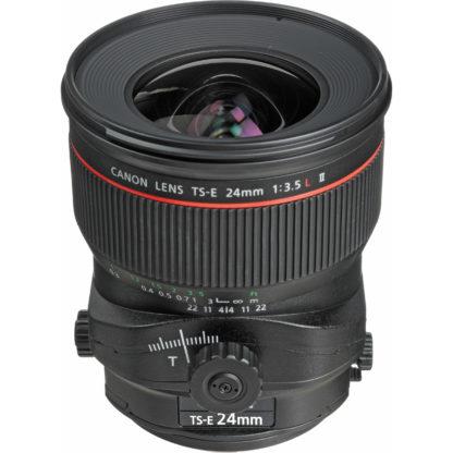 Canon TS-E 24mm f/3.5L II (Tilt & Shift) obiectiv foto de inalta performanta