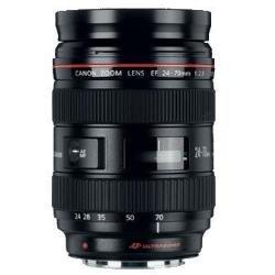 Obiectiv pentru profesionisti cu zoom standard - Canon EF 24-70mm f/2.8L USM - Echipamente foto