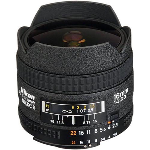 obiective foto Nikon