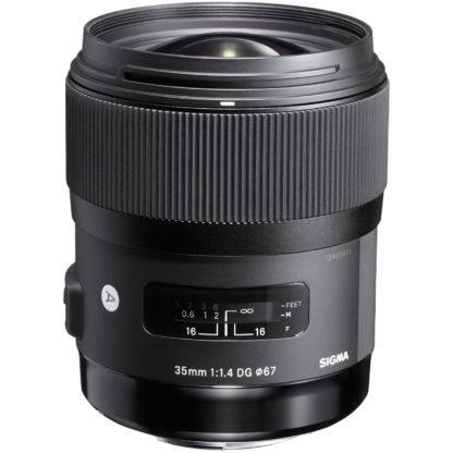 Sigma Art 35mm F1.4 DG HSM