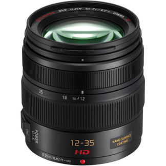 Inchiriem produse foto Panasonic Lumix 12-35mm f/2.8
