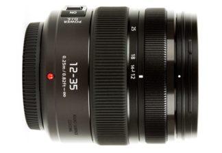 Inchiriere Panasonic Lumix 12-35mm