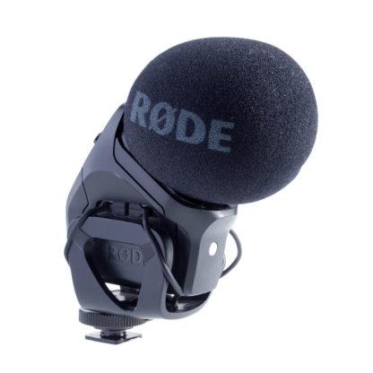 VideoMic Pro RODE omnidirectional