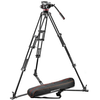Trepied video Manfrotto