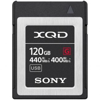 Card Sony XQD 120GB